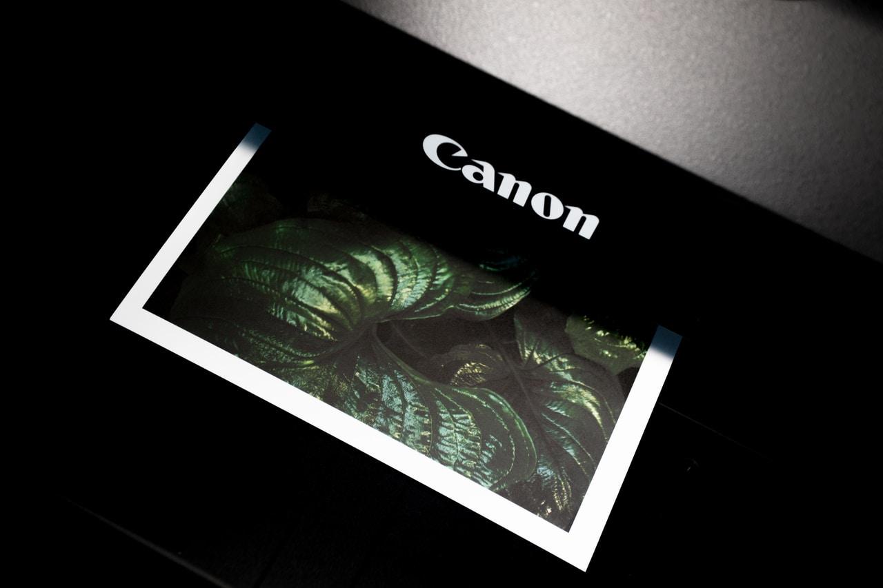 Drukarki Canon
