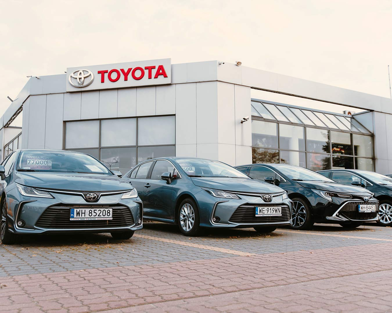 Używana Toyota w idealnym stanie - program Toyota Plus