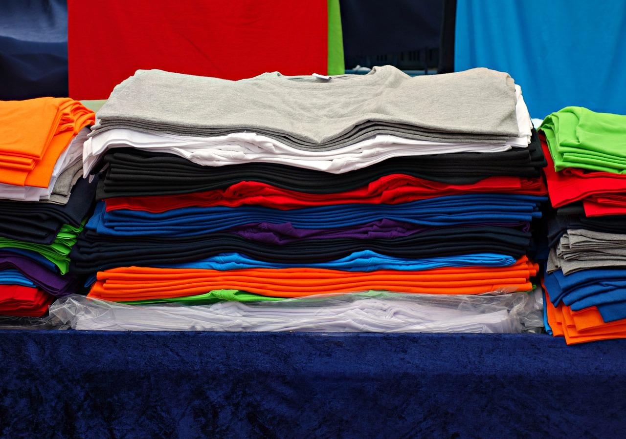 Modne koszulki na co dzień